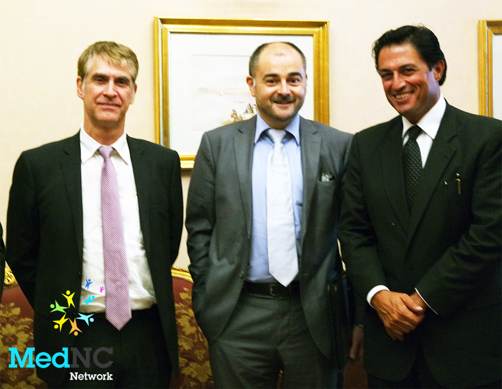 Le Réseau MedNC en Egypte ?