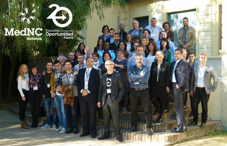 Le Secrétariat de l'UpM et l'OCEMO promeuvent l'employabilité des jeunes grâce à un réseau « d'Ecoles de la Deuxième Chance » en Espagne